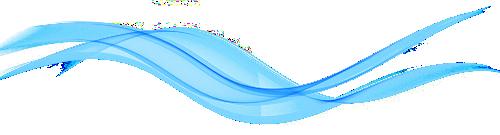 Ribbon Waves Design Vector 01 Free