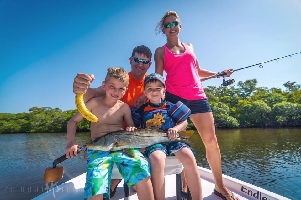 Fishing Trips - Shelling Trips Sanibel Island Florida