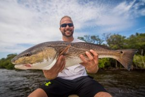 Pine_island_sound_redfish_Sanibel_fishing_charters